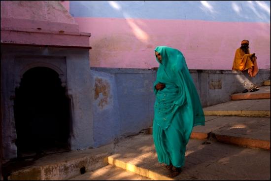 Street. Varanasi. Uttar Pradesh