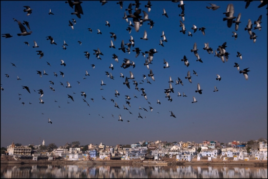 Holy Lake. Pushkar. Rajasthan