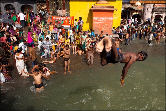 Diving. Nashik. Maharashtra