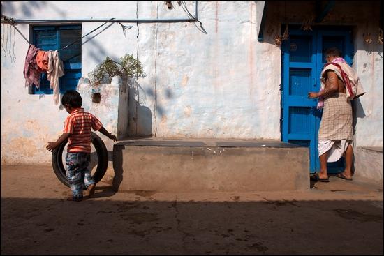 Play. Hampi. Karnataka