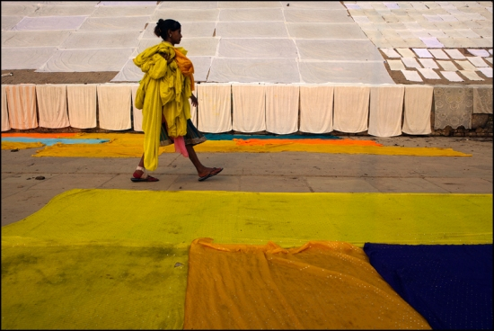 Dhobi. Varanasi. Uttar Pradesh