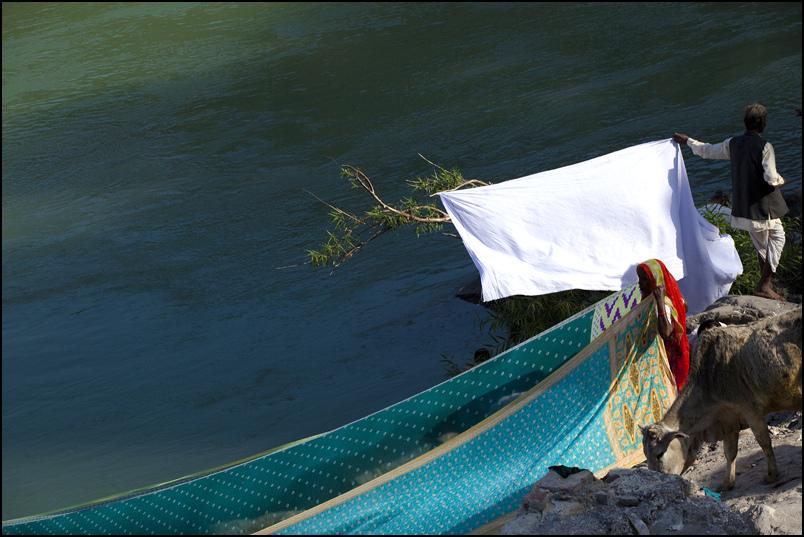 Ganga. Rishikesh. Uttarakahnd