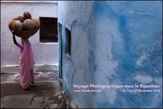 Voyage Photo dans le Rajasthan.