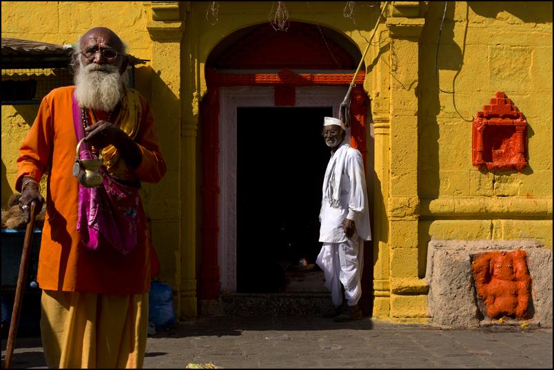 Sadhu. Nashik. Maharastra