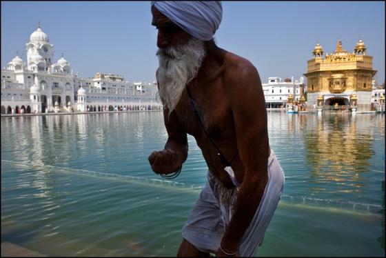 Golden Temple. Amritsar