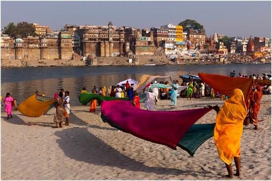 Ganges. Varanasi