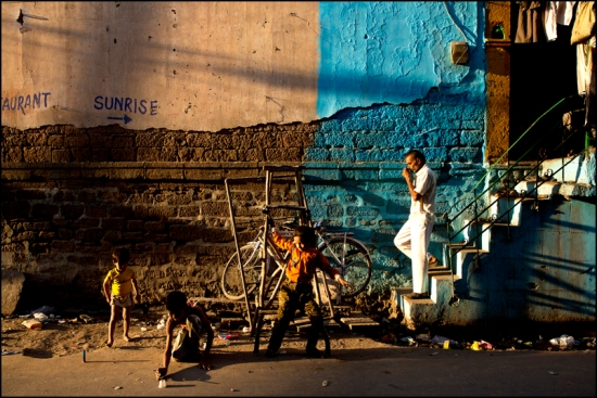 Street life. Jodhpur