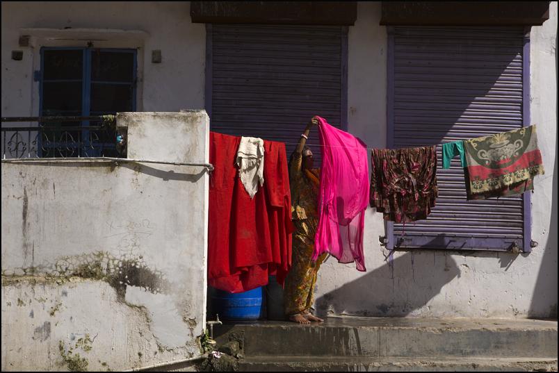 Laundry. Pushkar