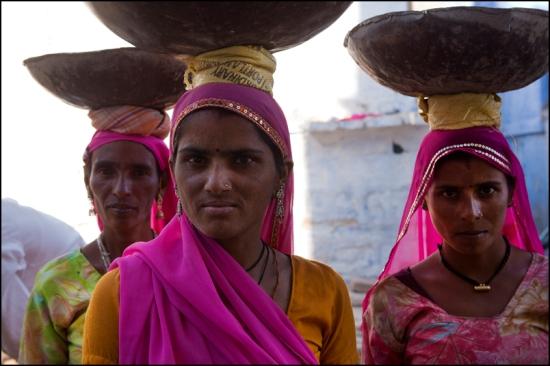 Workers. Jodhpur