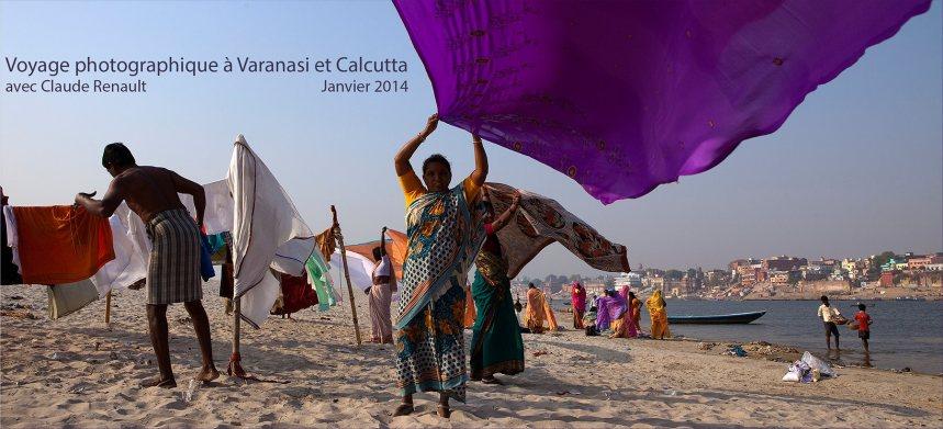 Voyage Photographique à Varanasi et Calcutta
