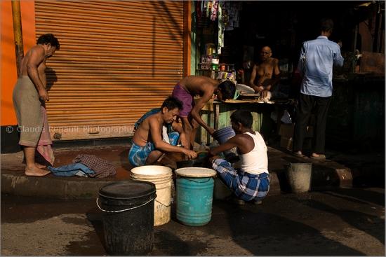 M O R N I N G. Kolkata